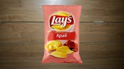 "Lays ""Краб""150гр."